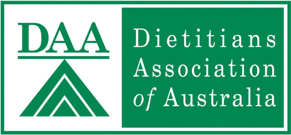 Logo of Dietitians Association of Australia