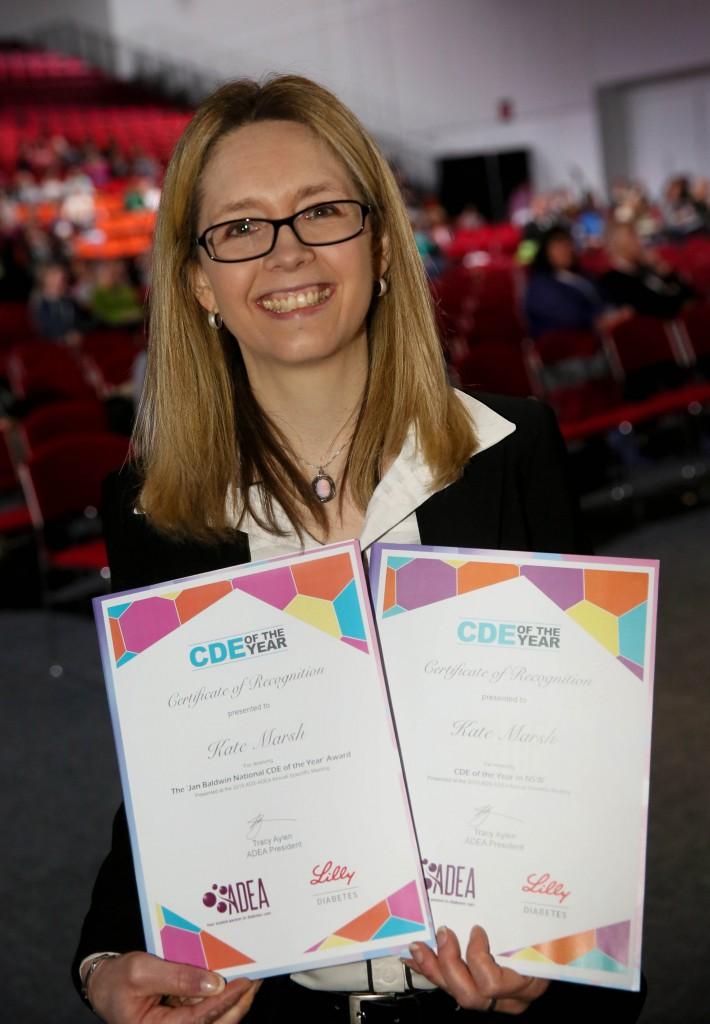 Dr Kate Marsh_Jan Baldwin National CDE of the Year
