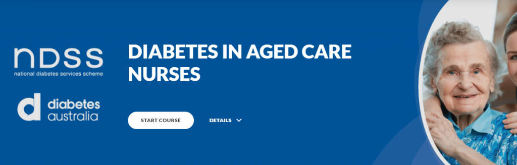 Diabetes in Aged Care Nurses