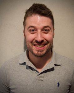Photo of Shaun Johnson, South Australian CDE of the Year