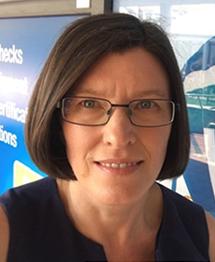 ADEA Board Director Amanda Galbraith