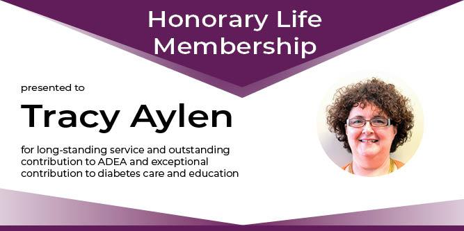ADEA Honorary Life Member 2021: Tracy Aylen